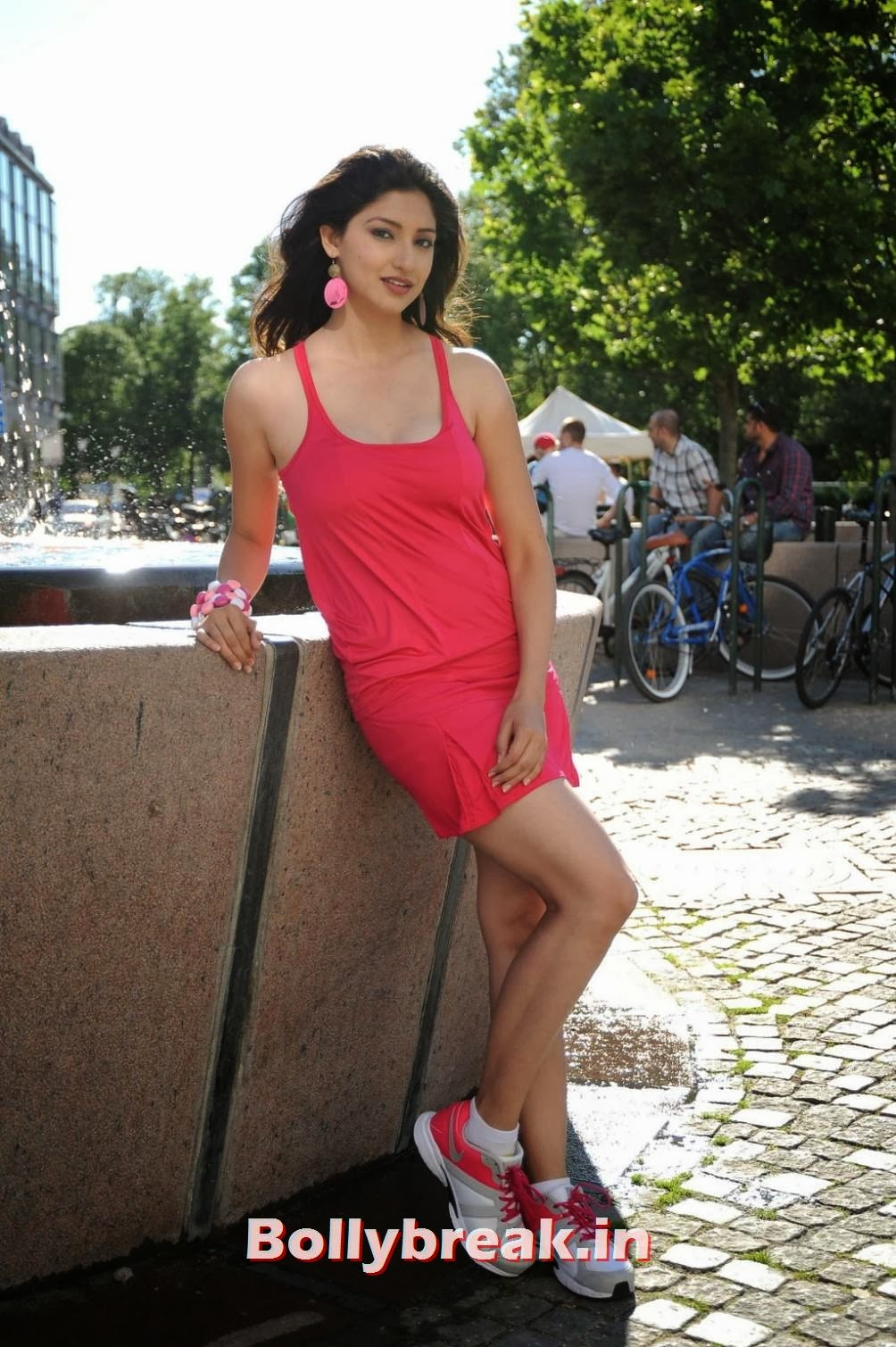 15, Tanvi Vyas Photo Gallery in Red Dress