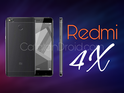 Xiaomi Redmi 4X Sasar Kelas Bawah 1.3juta Saja