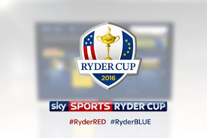 Sky Sport Ryder Cup - Astra Frequency