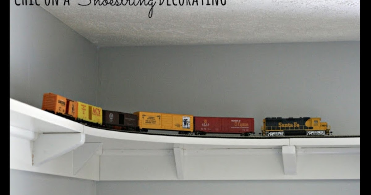 thomas and shelf the deluxe il wall storage display etsy market rack train graphics