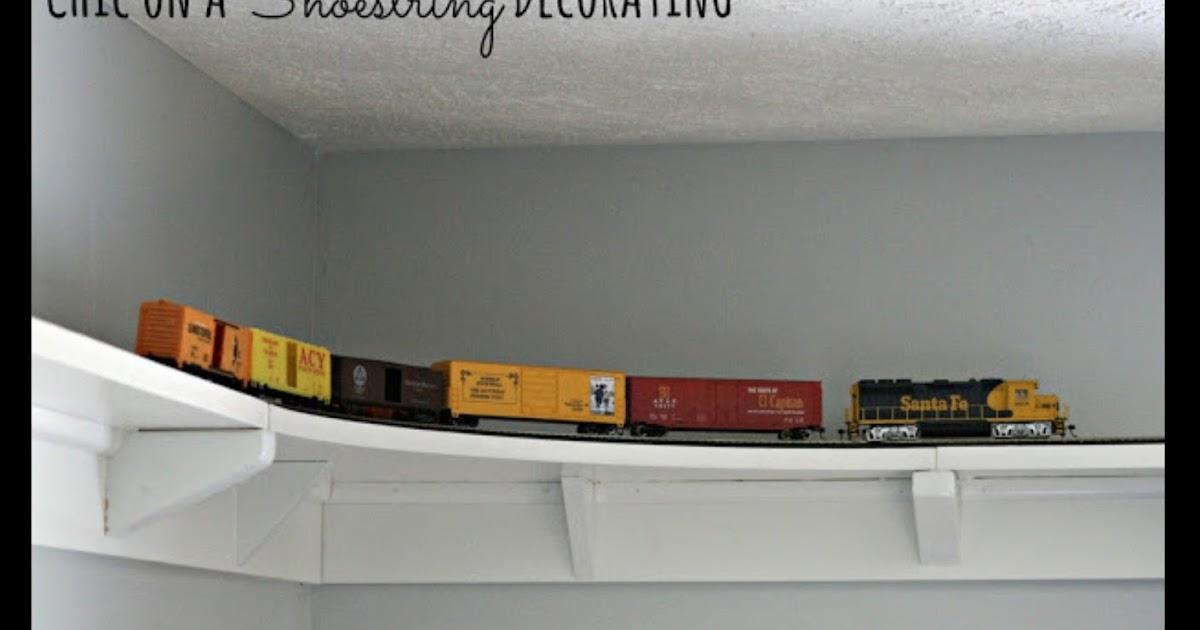 pbteen shelf rack train c products track