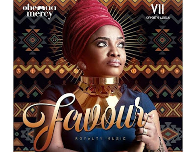 Ohemaa Mercy ft. Minister Sark – Favour (Mp3 Download)