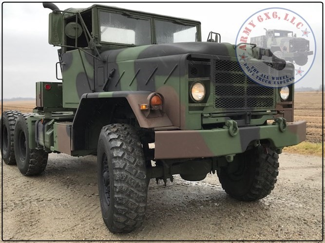 ARMY 6X6: MILITARY TRUCK SALES