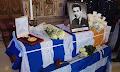 Με τιμές ήρωα η ταφή των λειψάνων του Αγρινιώτη επισμηναγού Β. Παναγόπουλου (φώτο)