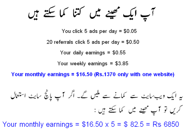 Earn Money Online With ClixSense In Urdu