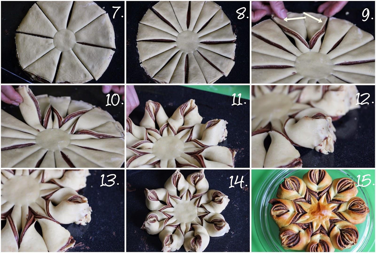 Sachen Die Glucklich Machen Nutella Stern Blume