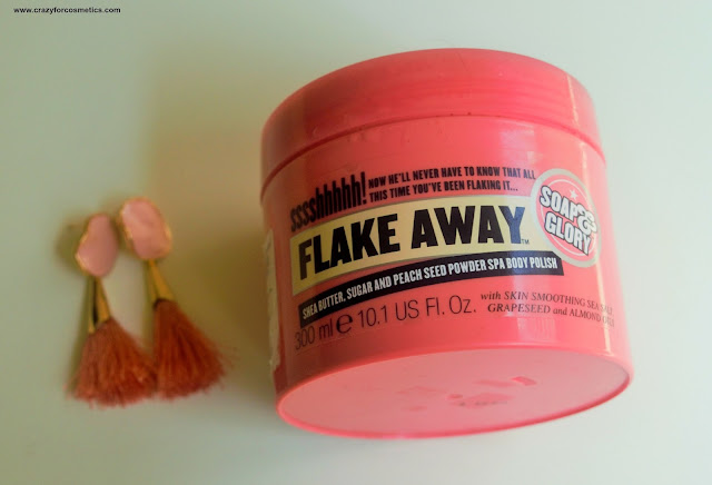 Soap & Glory Flake Away Body Polish review