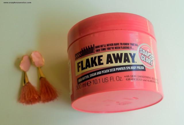 Soap & Glory Flake Away Body Polish review