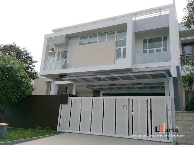 Desain Rumah Citra Garden Lampung