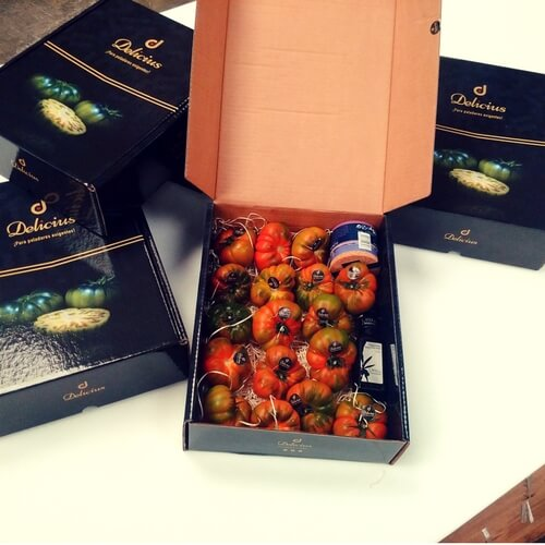 cajas gourmet