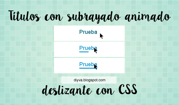 animated, sliding, underline, tutorial, subrayado, animado, deslizante, CSS