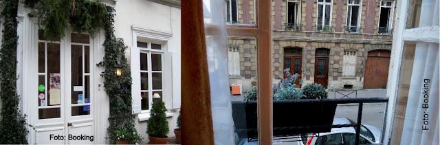 Hotel Andersen, Rouen, Normandia