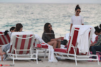 Priyanka Chopra on the beach Day 3 with friends in Miami Exclusive Pics  029.jpg