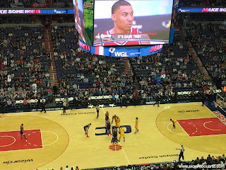 verizon center - cavaliers