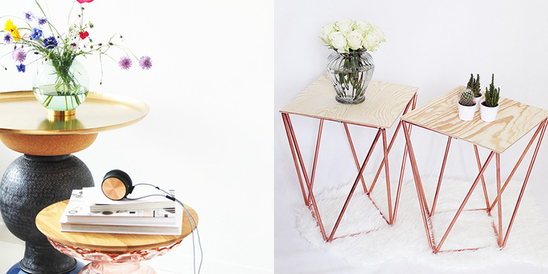 DIY to try # Side table