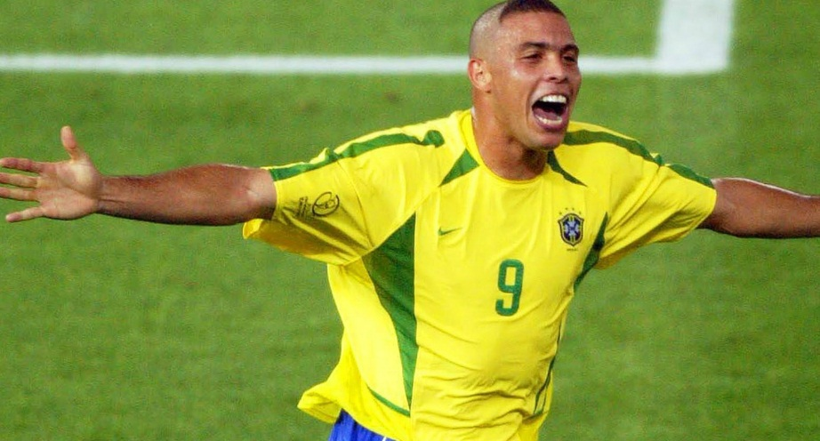 Ronaldo second highest goal scorer in Fifa World Cup