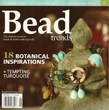 Liz Revit in Bead Trends May 2011