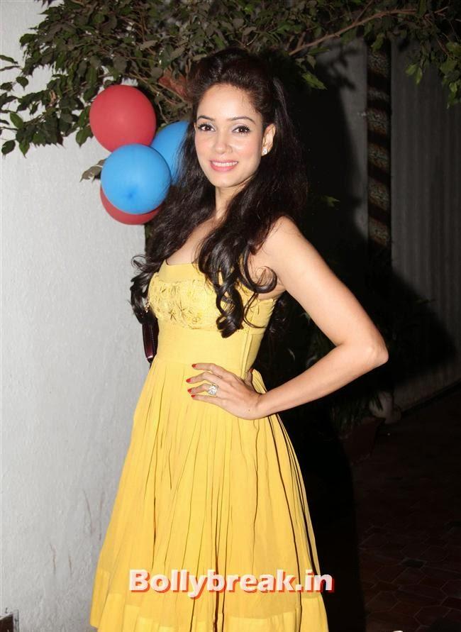 Vidya Malvade,  Vidya Malvade at Luv Phir Kabhi Movie Launch