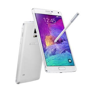 Harga Samsung Galaxy Note 4 dan Spesifikasi Lengkapnya
