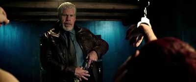 Ron Perlman en Poker Night