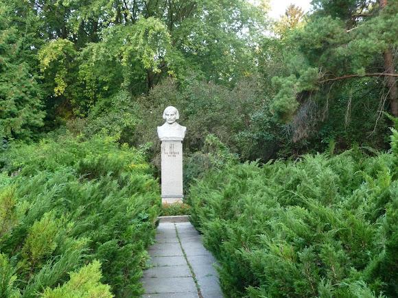 Нежин. Памятник Н. В. Гоголю. 1975 г.