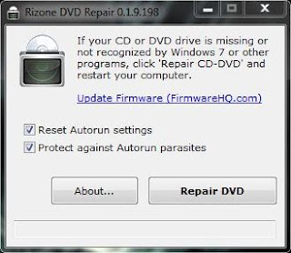 Recovery CD and DVD Using Free DVD Repair