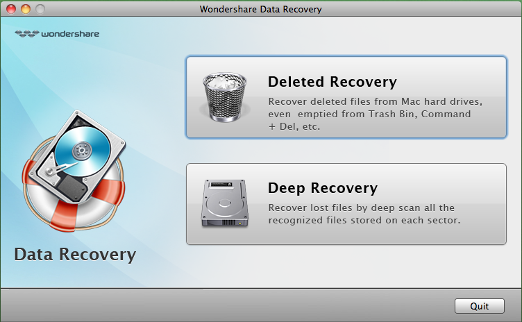 Wondershare Data Recovery For Mac - NewsBuzz