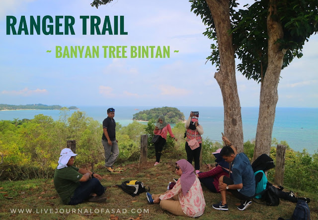 Conservation Lab and Ranger Trail at Cassia Bintan, Group Of Banyan Tree