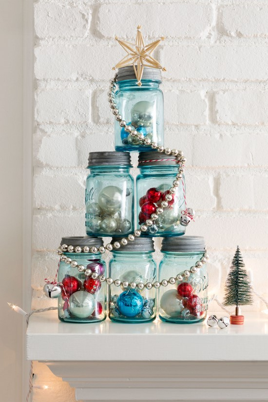 21 adornos navideos caseros
