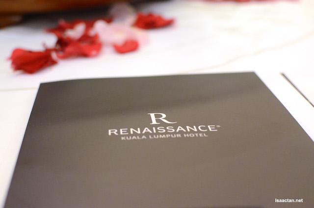 Renaissance Kuala Lumpur Hotel