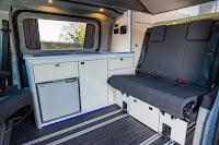 Toyota Proace Lerina (2018) Interior - Bench Seat
