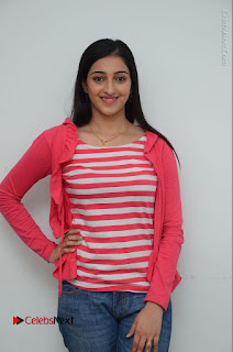 Telugu Actress Mouryani Latest Pos in Blue Denim Jeans  0057.JPG