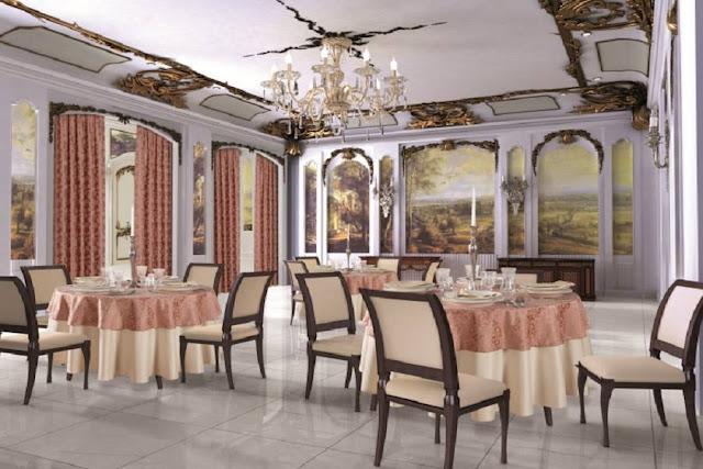 Design interior - Restaurante - stil clasic - modern - Bucuresti | Amenajari interioare Restaurante