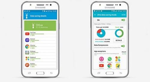 Aplikasi Samsung Galaxy J5