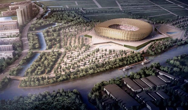 Kaliningrado – Estádio de Kalinigrado