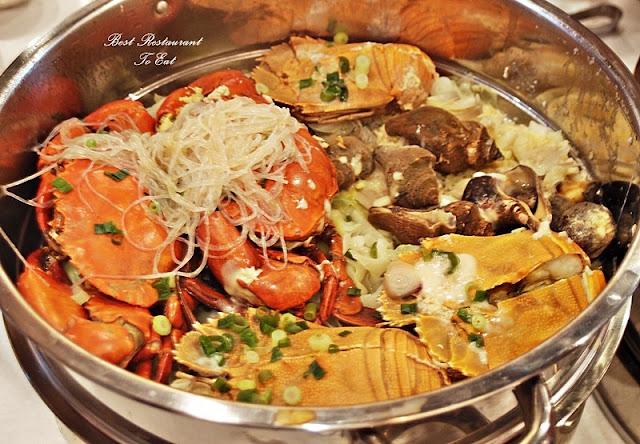 Kai's Plato Seafood Restaurant Steam Seafood Tier 4