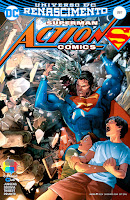 DC Renascimento: Action Comics #961
