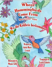 Where Hummingbirds Come From, Kindle Edition