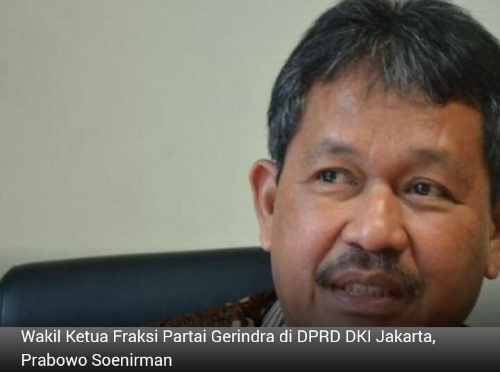 Dianggap Langgar Tatib, Ketua DPRD DKI Terancam Dicopot