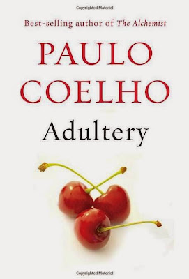 Adultery by Paulo Coelho – Front book cover
