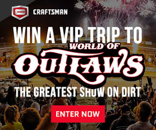 Image: Craftsman Club: World of Outlaws - Enter for a chance to win