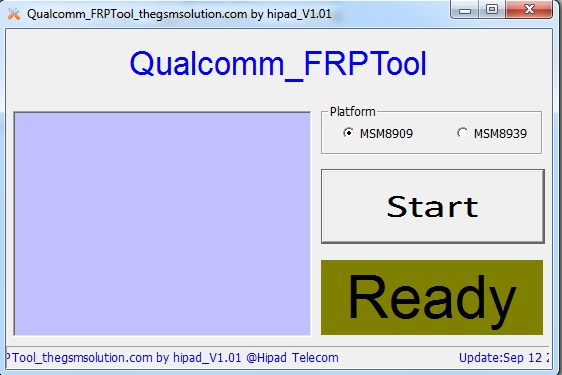 Untitled New Qualcomm FRP Reset Tool Free. Root