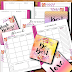 12 Month Planner Kit: Pretty in PINK