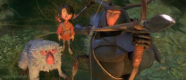 Kubo and Two Strings Ringkasan Review