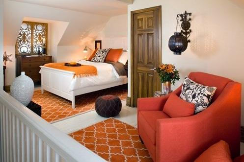 Home Decorating Ideas: Moroccan-style bedroom home ...