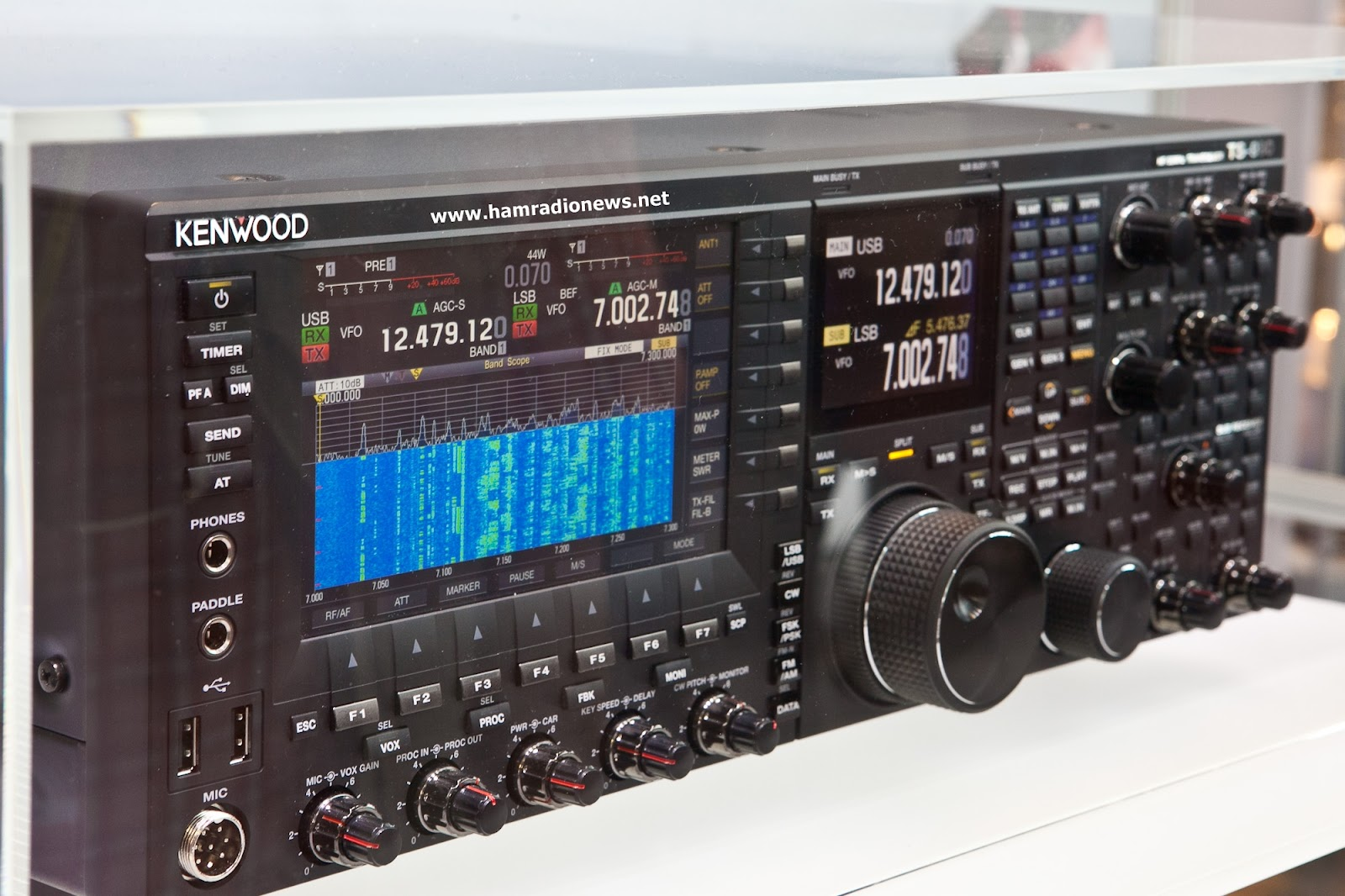 Kenwood Amateur Radios 83