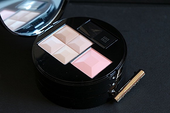 Givenchy Palette Glamour on the Go edition duty free avis test
