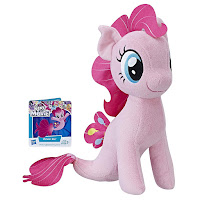 My Little Pony the Movie Pinkie Pie Twinkle Seapony Plush