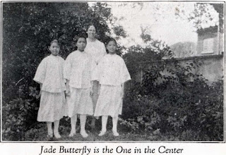 Edna Beekman Amoy Mission pioneering girls womens education human trafficking white jade butterfly