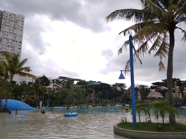 syracuse beach ciputra waterpark surabaya